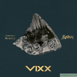 VIXX  - Mini Album Vol.3 [Kratos]韓版