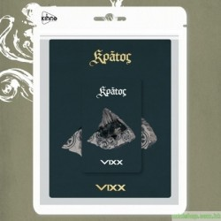 VIXX - Mini Album Vol.3 [Kratos] KIHNO 韓版