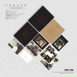 CNBLUE- 2017 SEASON'S GREETING 韓版