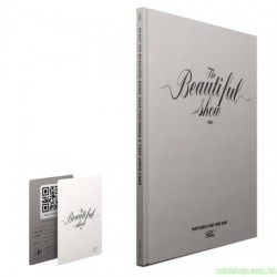 BEAST - THE BEAUTIFULSHOW 2016 CONCERT PHOTO BOOK & FANZ VIDEO CARD 韓版