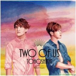 [台版]東方神起 Remix專輯《Two of Us》