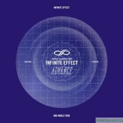 INFINITE - INFINITE EFFECT ADVANCE LIVE (2DVD + 2CD) 韓版