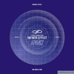 INFINITE - INFINITE EFFECT ADVANCE LIVE (2DVD + 2CD) 韓版