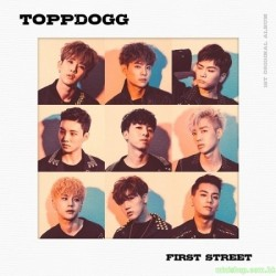 TOPPDOGG - VOL.1 [FIRST STREET] 韓版