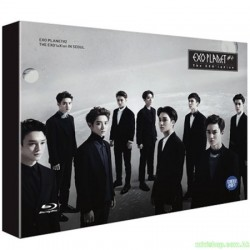 EXO - EXO PLANET 2 콘서트 BLU-RAY 韓版