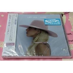 Lady Gaga Joanne 日版