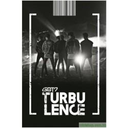 GOT7 第二張正規專輯 FLIGHT LOG : TURBULENCE 台灣特別版CD+DVD