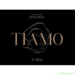 T-ARA - REMEMBER (12TH MINI ALBUM) 韓版