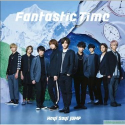 Hey! Say! JUMP Fantastic Time 日版