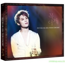 XIA - 2015 XIA 4TH ASIA TOUR CONCERT IN YOKOHAMA 3DVD