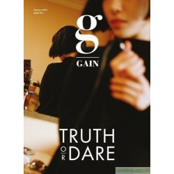 GAIN - TRUTH OR DARE (3TH MINI ALBUM) 韓版
