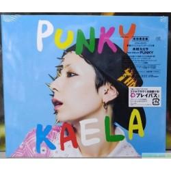 木村カエラ PUNKY【初回限定盤】 CD+DVD, Limited Edition