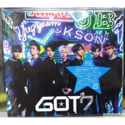 GOT7 Hey Yah(初回生産限定盤B)(DVD付) CD+DVD, Limited Edition