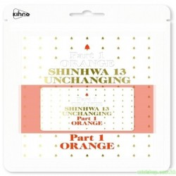 SHINHWA - VOL.13 [UNCHANGING PART 1 - ORANGE] KINO CARD EDITION