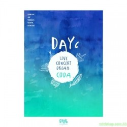 DAY6 LIVE CONCERT DREAM: CODA (2000限量版)