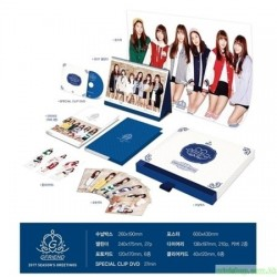GFRIEND  2017 SEASON'S GREETINGS 韓版