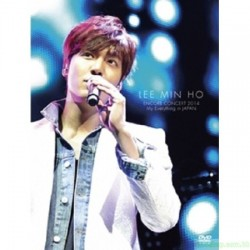 LEE MIN HO - ENCORE CONCERT 2014 MY EVERYTHING IN JAPAN (2 DISC)