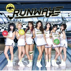 AOA 2nd Album「RUNWAY」日版