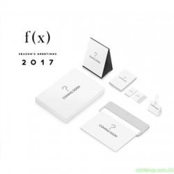 F(X) 2017 SEASON'S GREETINGS 韓版