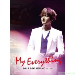 LEE MIN HO - MY EVERYTHING  2DVD
