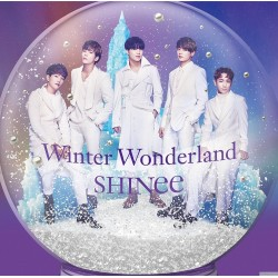 SHINee New Single「Winter Wonderland」日版