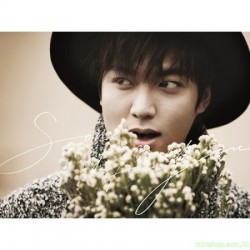Lee Min Ho 李敏鎬 Song For You CD+DVD 韓版