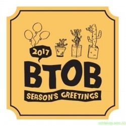 BTOB - 2017 SEASON'S GREETING 韓版