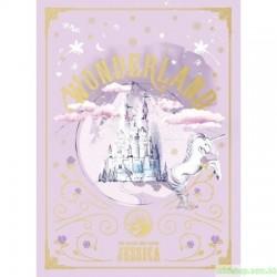 JESSICA - WONDERLAND (2ND MINI ALBUM) 韓版