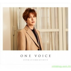 圭賢(Super Junior) Kyuhyun One Voice 日版