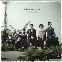 Hey! Say! JUMP Give Me Love 台版