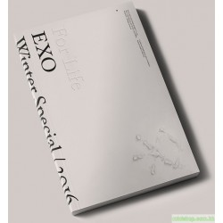 EXO - WINTER SPECIAL ALBUM, 2016 (2CD) 韓版