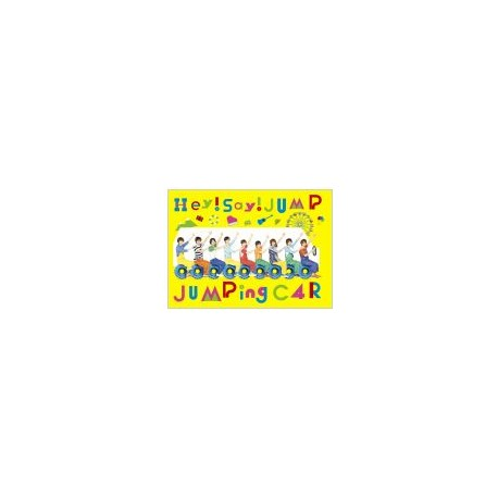 Hey! Say! Jump JUMPing CAR 日版