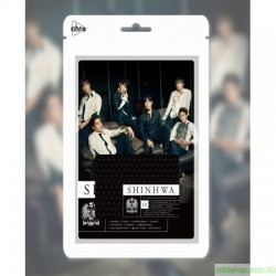 Shinhwa 13TH ALBUM PART -Ⅱ kihno card 韓版