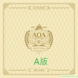 AOA - VOL.1 [ANGEL'S KNOCK]