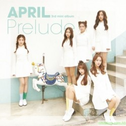APRIL - PRELUDE (3RD MINI ALBUM)