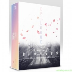 BTS - 2016 BTS LIVE 花樣年華 ON STAGE : EPILOGUE CONCERT DVD