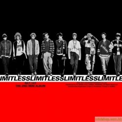 NCT 127 LIMITLESS (2ND MINI ALBUM)