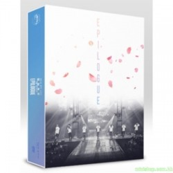 BTS  2016 BTS LIVE 花樣年華 ON STAGE : EPILOGUE CONCERT BLU-RAY