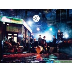 [台版]EXO Coming Over CD+DVD
