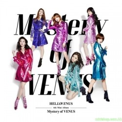 HELLOVENUS - MYSTERY OF VENUS (6TH MINI ALBUM)