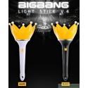 BIGBANG Light Stick (Ver.4)官方應援皇冠燈 第四代 VER.4 黑白兩色