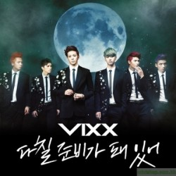 VIXX - I'M GETTING READY TO HURT (3TH SINGLE ALBUM)