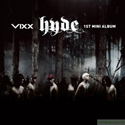 VIXX - HYDE (1ST MINI ALBUM)