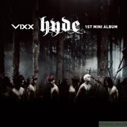 VIXX - HYDE (1ST MINI ALBUM)