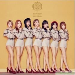 AOA ANGEL'S KNOCK  台灣獨占A版 CD+雙面年曆海報