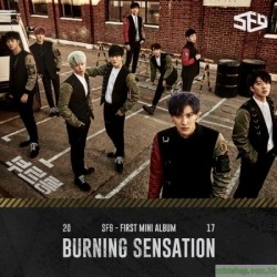 SF9 - BURNING SENSATION (1ST MINI ALBUM)