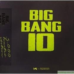 BIGBANG10 THE VINYL LP: LIMITED EDITION