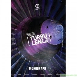 GOT7 - FLIGHT LOG: TURBULENCE MONOGRAPH DVD  韓版