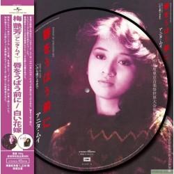 梅艷芳10吋45轉圖案膠唱片