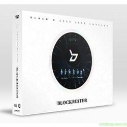 BLOCK B - 2016 LIVE CONCERT BLOCKBUSTER DVD 韓版